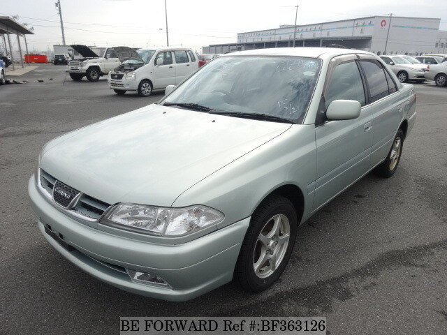 Used 1999 Toyota Carina Ti S Selection Gf St215 For Sale Bf363126