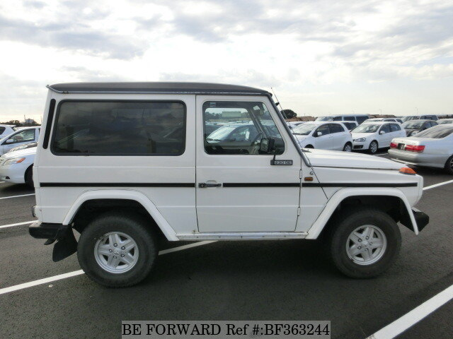 Used 1987 mercedes benz g class 230ge e 460238 for sale for Mercedes benz g class for sale cheap