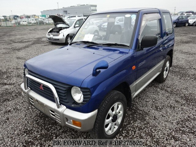 used 1995 mitsubishi pajero mini e h56a for sale bf375525 be forward