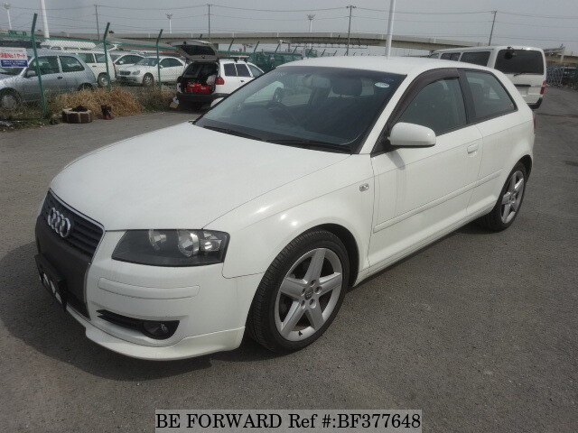 Used 2005 Audi A3 20fsigh 8paxw For Sale Bf377648 Be Forward