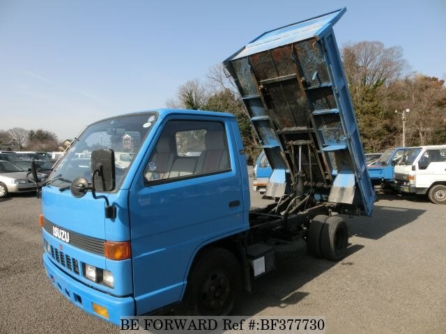 Used 1986 ISUZU ELF TRUCK P NKR57ED For Sale BF377730 BE
