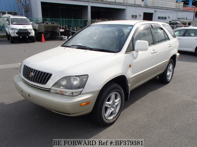 2adf15d5d3 Used 1998 TOYOTA HARRIER 3.0 FOUR GF-MCU15W for Sale BF379381 - BE ...
