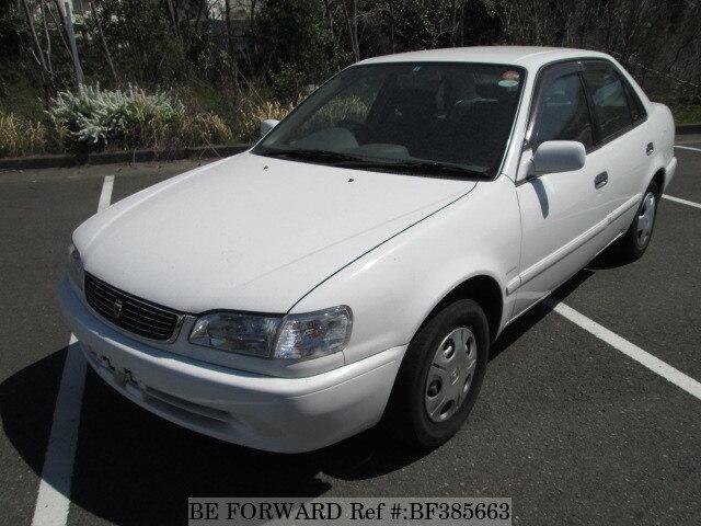 2000 TOYOTA. Corolla Sedan