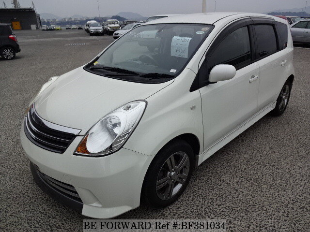 used 2006 nissan note rider dba e11 for sale bf381034 be. Black Bedroom Furniture Sets. Home Design Ideas