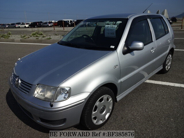 Used 2001 VOLKSWAGEN POLO/GF-6NAHW for Sale BF385876 - BE FORWARD