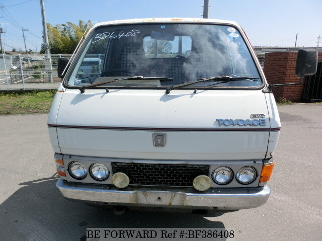 Used 1980 TOYOTA TOYOACE BF386408 For Sale Image