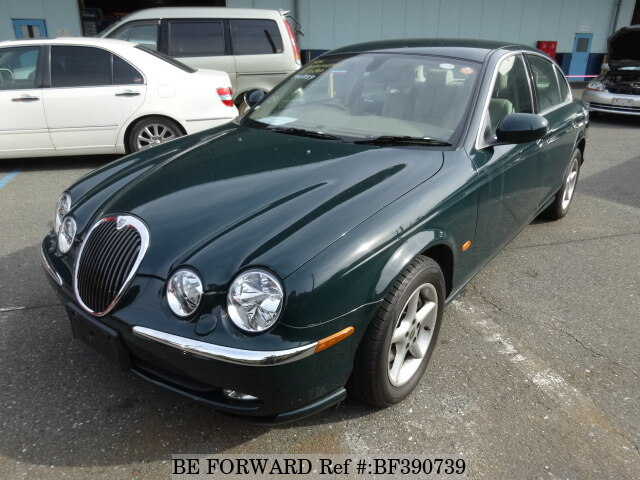 Used 2002 JAGUAR S TYPE BF390739 For Sale