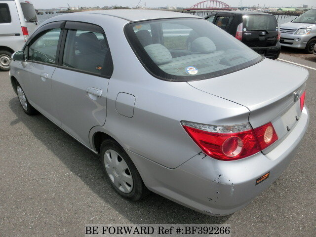 Used 2009 Honda Fit Aria C Dba Gd8 For Sale Bf392266 Be Forward