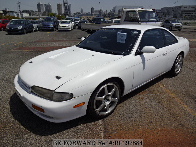 used 1994 nissan silvia k's turbo/e-s14 for sale bf392884 - be forward