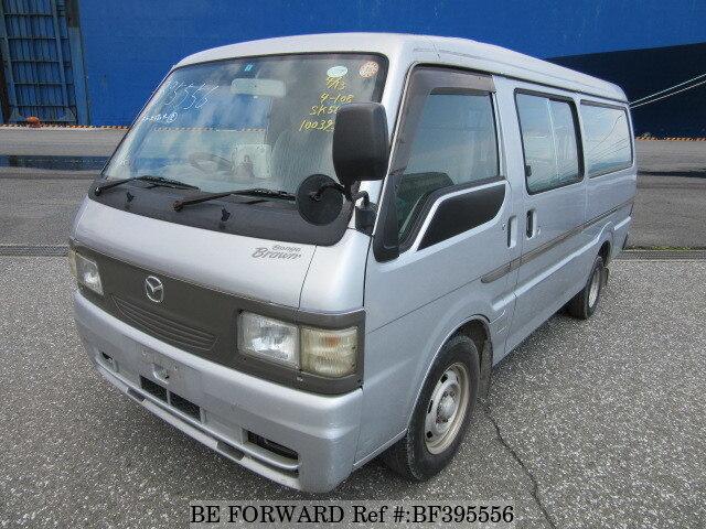 Used 1999 MAZDA BONGO BRAWNY VAN GL/KG-SK56V for Sale ...
