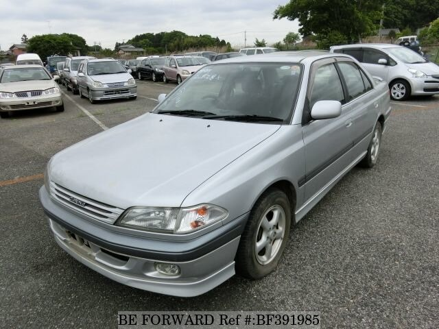 Used 1997 Toyota Carina Gt E At210 For Sale Bf391985 Be Forward