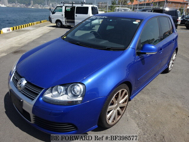 Used 2008 VOLKSWAGEN GOLF R32/ABA-1KBUBF for Sale BF398577