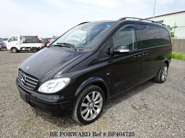 About This 2008 MERCEDES BENZ V Class (Price:$7,002)