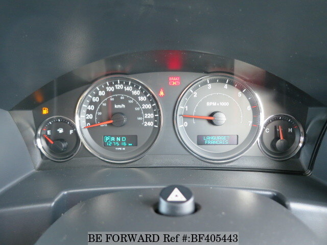Used 2006 JEEP COMMANDER LIMITED 4 7/GH-XH47 for Sale BF405443 - BE