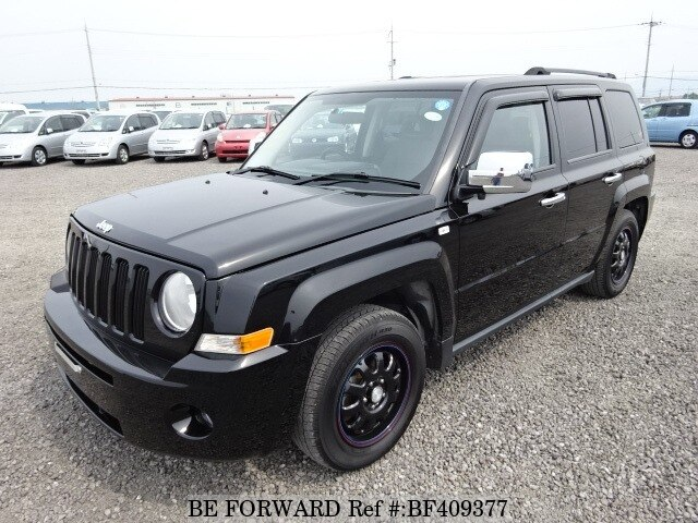 About This 2007 JEEP Patriot (Price:$5,581)