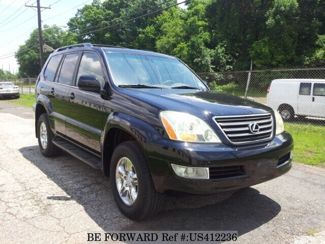 used 2003 lexus gx 470 470 for sale bf412236 be forward. Black Bedroom Furniture Sets. Home Design Ideas