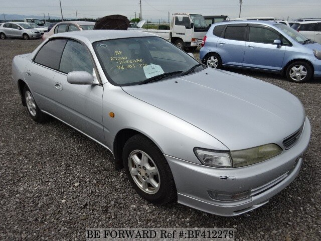 Used 1996 Toyota Carina Ed E St200 For Sale Bf412278 Be Forward
