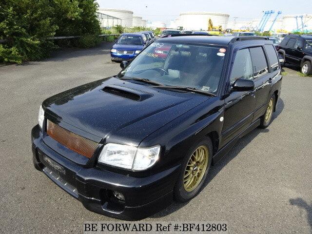 Used 2000 Subaru Forester Sti Turbo Gf Sf5 For Sale Bf412803 Be Forward