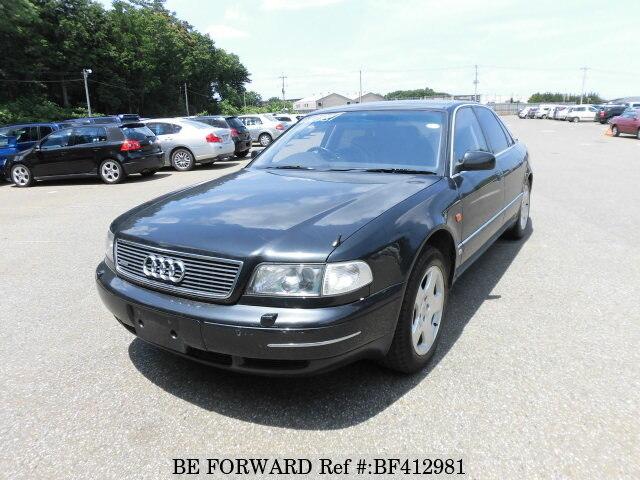 Used 1998 Audi A8 42 Quattroe 4dabz For Sale Bf412981 Be Forward