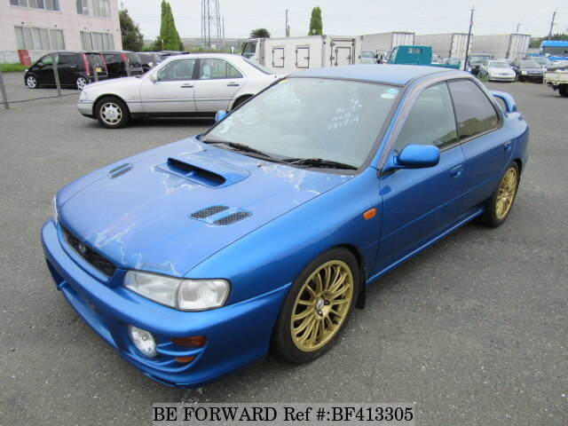 used 1999 subaru impreza wrx wrx type ra limited gf gc8 for sale bf413305 be forward. Black Bedroom Furniture Sets. Home Design Ideas