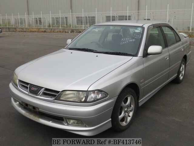 Used 2000 toyota carina gtgf at210 for sale bf413746 be forward used 2000 toyota carina bf413746 for sale image publicscrutiny Image collections