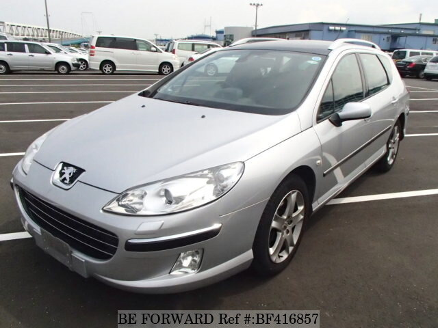 used 2008 peugeot 407 sw aba d2bry for sale bf416857 be. Black Bedroom Furniture Sets. Home Design Ideas