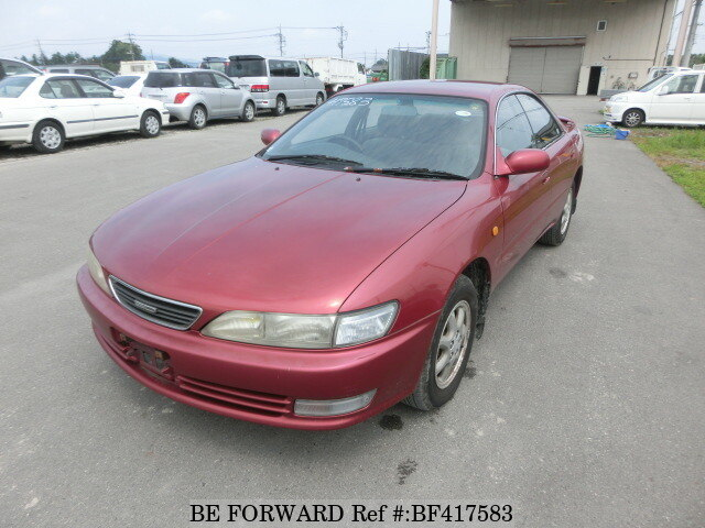 Used 1996 Toyota Carina Ed X E St202 For Sale Bf417583 Be Forward