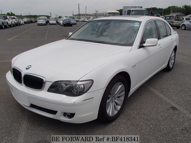 Used 2008 BMW 7 SERIES BF418341 For Sale Image