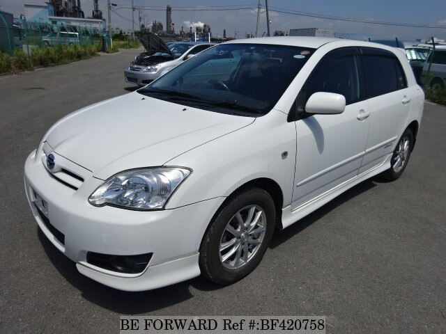 Used 2006 Toyota Corolla Runx S Cba Zze124 For Sale Bf420758 Be