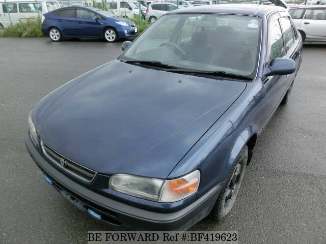 used 1995 toyota corolla sedan se saloon kd ce110 for sale bf419623 rh beforward jp Toyota Camry Manual Toyota Manual Interior
