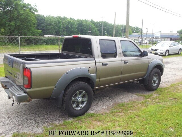 used 2003 nissan frontier crew for sale bf422999 be forward. Black Bedroom Furniture Sets. Home Design Ideas