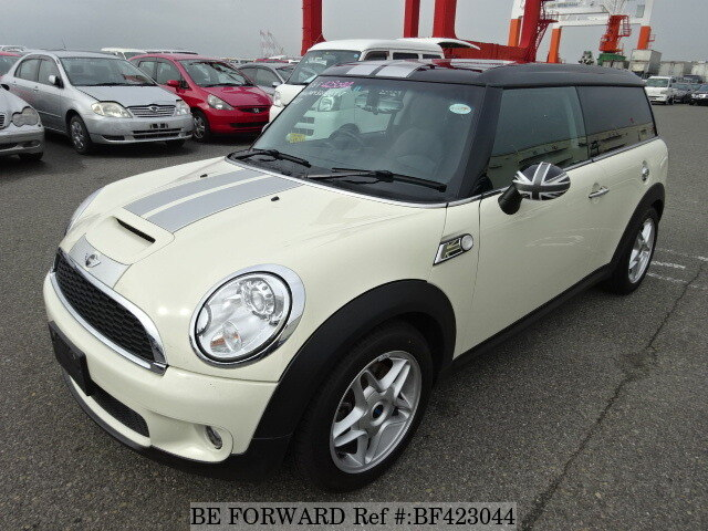 2009 Bmw Mini Cooper S Clubmanaba Mm16 Doccasion Bf423044 Be Forward