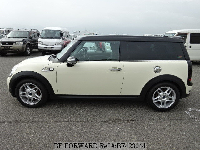used 2009 bmw mini cooper s clubman aba mm16 for sale. Black Bedroom Furniture Sets. Home Design Ideas