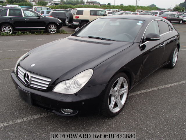 used 2005 mercedes benz cls class cls350 dba 219356c for sale bf423880 be forward. Black Bedroom Furniture Sets. Home Design Ideas