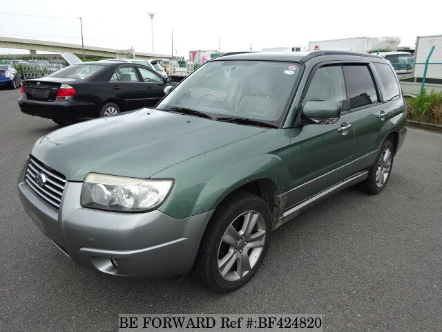 Used 2006 Subaru Forester L L Bean Edition Cba Sg5 For Sale Bf424820