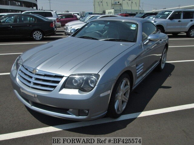 Used 2006 CHRYSLER CROSSFIRE BF425574 For Sale