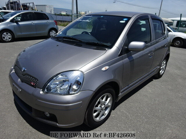 Used 2004 TOYOTA VITZ RSCBANCP10 for Sale BF426608  BE FORWARD