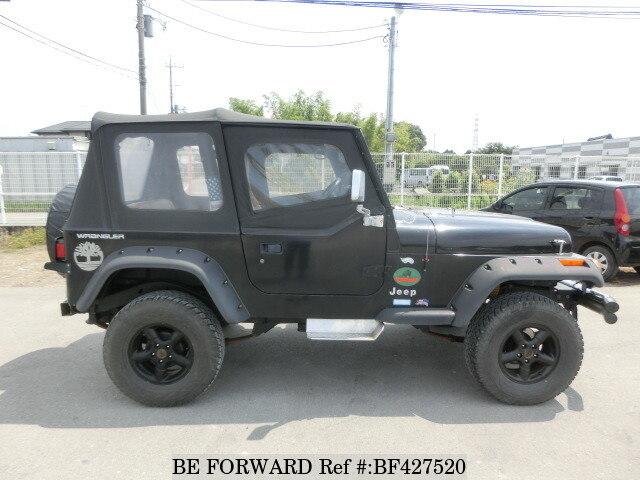 used 1996 jeep wrangler for sale bf427520 be forward. Black Bedroom Furniture Sets. Home Design Ideas