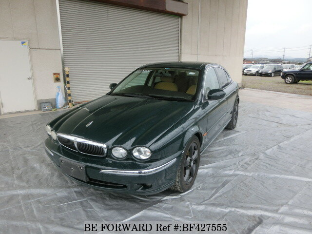 Used 2003 JAGUAR X TYPE BF427555 For Sale