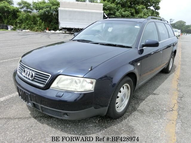 Used 1999 AUDI A6 AVANT QUATTRO GF 4BAPRF For Sale BF428974
