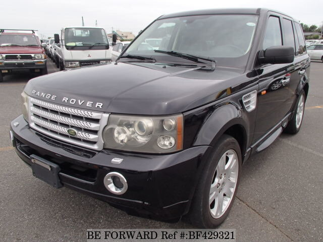 Used 2010 Land Rover Range Rover Sport Hse Ls44 For Sale