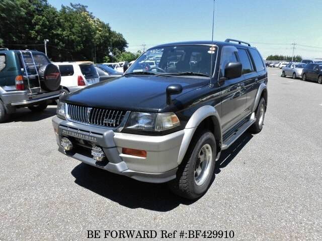 Used 1998 MITSUBISHI CHALLENGER X/E-K99W for Sale BF429910