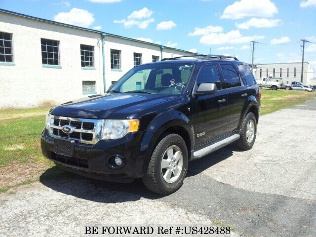 used 2008 ford escape xlt for sale bf428488 be forward. Black Bedroom Furniture Sets. Home Design Ideas