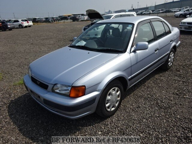 used 1996 toyota tercel joinus extra e el51 for sale bf430638 be forward used 1996 toyota tercel joinus extra e