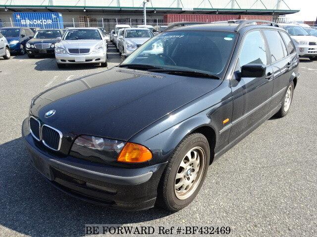 2000 bmw 318i station wagon