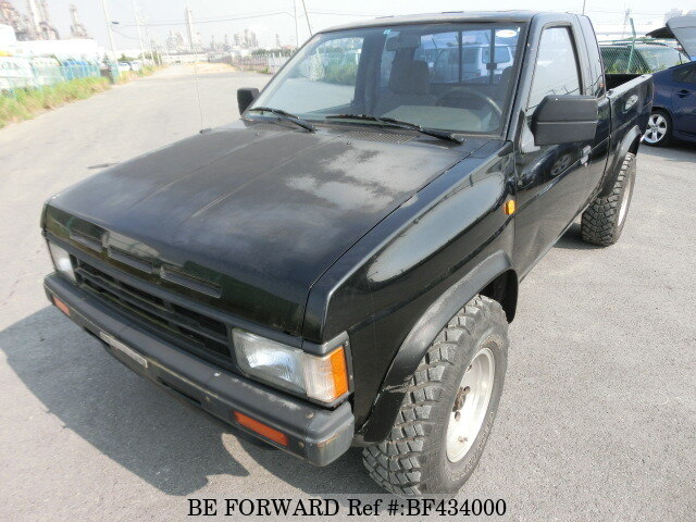 Used 1989 NISSAN DATSUN PICKUP HARD BODY/- for Sale BF434000 - BE