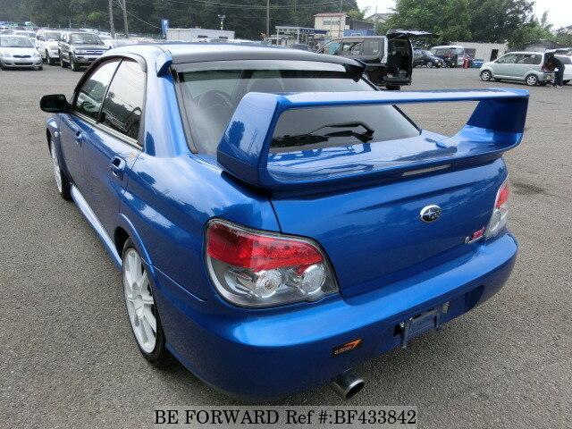 Used 2005 SUBARU IMPREZA WRX STI WRX STI/GH-GDB for Sale BF433842 ...