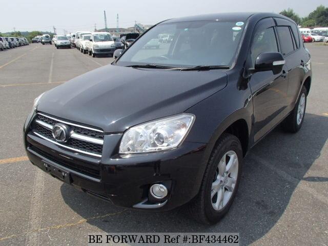 used 2012 toyota rav4 style dba aca36w for sale bf434462 be forward. Black Bedroom Furniture Sets. Home Design Ideas