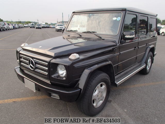 Usados 1996 mercedes benz g class g320 long e 463231 for Mercedes benz g class for sale cheap