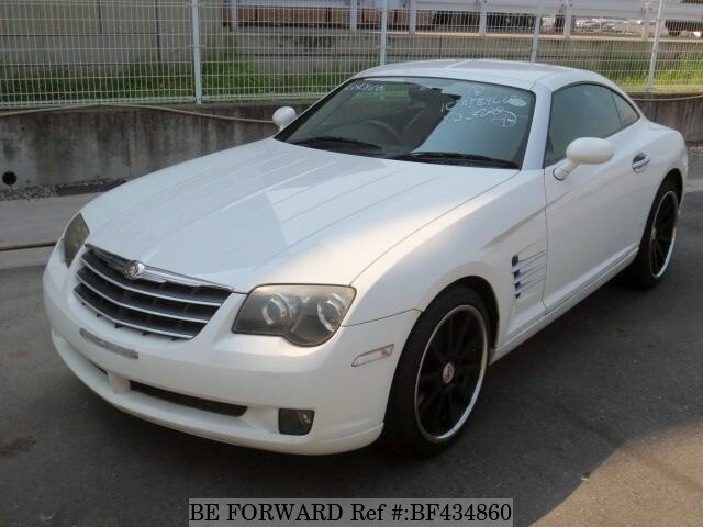 Used 2005 CHRYSLER CROSSFIRE BF434860 For Sale Image ...